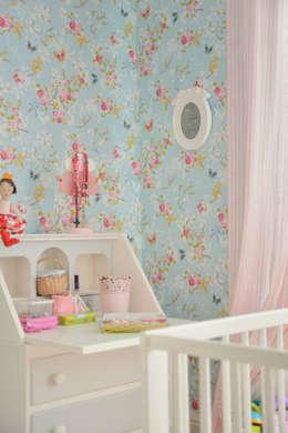 LAVRADIO DESIGN:  tarz Kız çocuk yatak odası