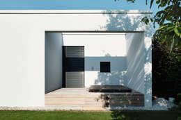 Projekty,  Taras zaprojektowane przez x42 Architektur ZT GmbH