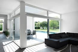 Projekty,  Salon zaprojektowane przez x42 Architektur ZT GmbH