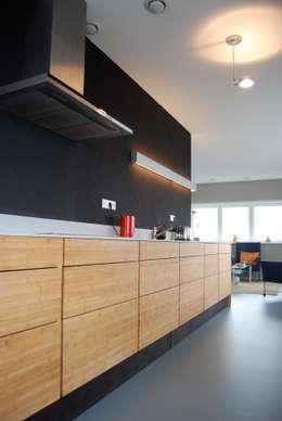 modern Kitchen by CG Interior Architecture