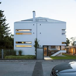 Дома в . Автор – x42 Architektur ZT GmbH