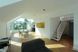 Гостиная в . Автор – x42 Architektur ZT GmbH