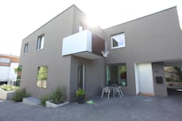modern Houses by Neugebauer Architekten BDA