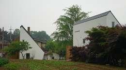 능내역 NO.9 ART FACTORY: 건축사사무소 스무숲의  주택