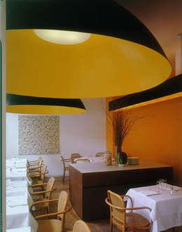 غرفة السفرة تنفيذ AG&F architetti