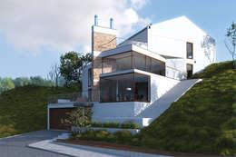 Дома в . Автор – Absens architekci