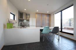 加門建築設計室의  주방