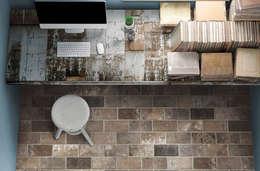 Murs & Sols de style de style Industriel par Ceramica Rondine