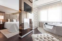 Chambre de style de style Moderne par Movelvivo Interiores