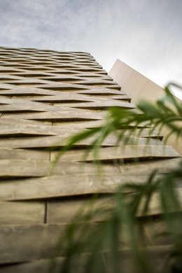 Paredes de estilo  por FGO Arquitectura