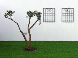 Jardines de estilo moderno por Sónia Cruz - Arquitectura