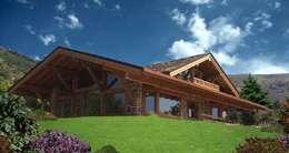 Дома в . Автор – Manuel Monroy, arquitecto