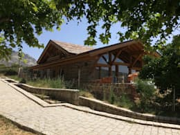 Casas campestres por Manuel Monroy, arquitecto