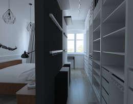 Wooninspiratie Kleine Slaapkamer : Weinig ruimte zo past er toch een kleine inloopkast in je slaapkamer