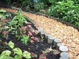 eclectic Garden by jardinier Kirikui