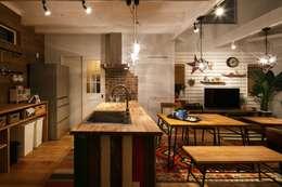 Projekty,  Kuchnia zaprojektowane przez dwarf