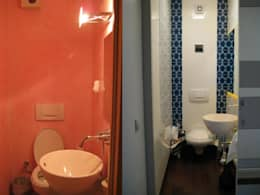 Bozantı Mimarlık – Baheşehirde Ev: modern tarz Banyo