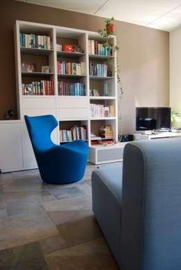 moderne wohnzimmer von cg interior architecture - Fantastisch Modernes Wohnzimmer Am Abend