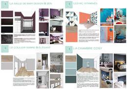 Ванная комната в . Автор – Mint Design