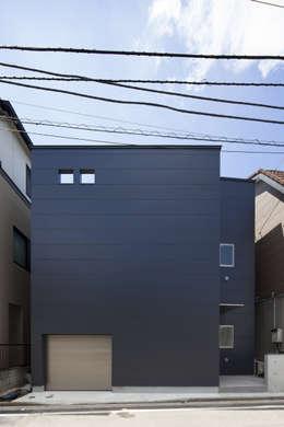 U建築設計室의  주택