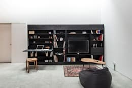 minimalistic Living room by Living Cube Furniture