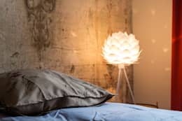 Décoration d'un appartement neuf dans le programme Cheverus à Bordeaux: Chambre de style de style Asiatique par EXPRESSION ARCHITECTURE INTERIEUR