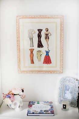 Vestidores y closets de estilo clásico por Vintage Hunter by Daniel GC