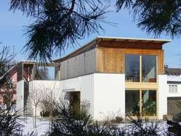 moderne Huizen door A.FUKE-PRIGENT ARCHITECTE