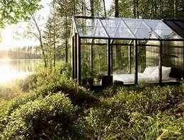 Projekty, wiejskie Domy zaprojektowane przez Paul Marie Creation