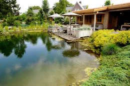 Projekty,  Ogród zaprojektowane przez Tuindesign & Styling Ves Reynders