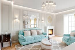 classic Living room by Insight Vision GmbH