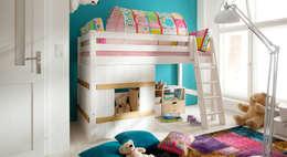 Projekty,  Pokój dziecięcy zaprojektowane przez Betten.de