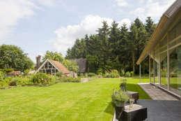 Den Ham03: landelijke Tuin door hamhuis architecten