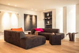 Renovierung Einer Villa Am Stadtrand Von Salzburg Zu Einem Luxuriösen  Wohn Loft (Foto: