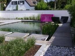 modern Garden by MARTINELLI LUCE