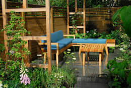 Projekty,  Ogród zaprojektowane przez Josh Ward Garden Design