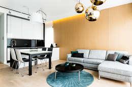 7 wietnych aran acji salonu z aneksem kuchennym. Black Bedroom Furniture Sets. Home Design Ideas