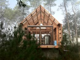 by NORMA | Nova Arquitectura em Madeira (New Architecture in Wood)