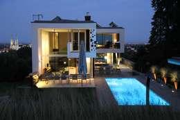 Projekty, nowoczesne Domy zaprojektowane przez Architekt Zoran Bodrozic