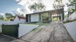 Casa La Viña: Casas de estilo moderno por stc arquitectos