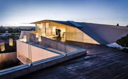 Terrace by Oscar Hernández - Fotografía de Arquitectura