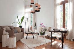 Solsken: modern tarz Oturma Odası