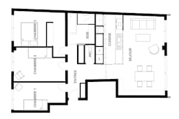 Phòng khách by Dem Design