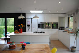 moderne Keuken door LA Hally Architect
