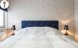 CZAS NA ZMIANY!: styl , w kategorii Sypialnia zaprojektowany przez Urządzamy pod klucz