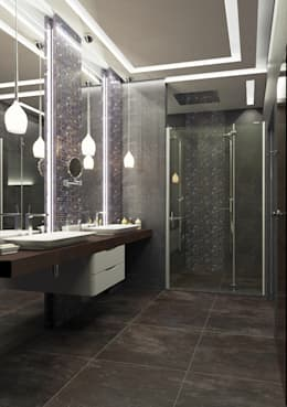 modern Bathroom by Insight Vision GmbH