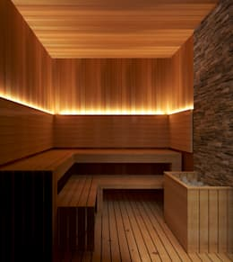 moderne Spa door Insight Vision GmbH