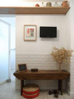 BL Design Arquitectura e Interiores의  거실