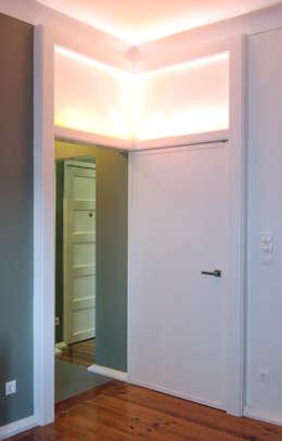 شبابيك  تنفيذ BL Design Arquitectura e Interiores