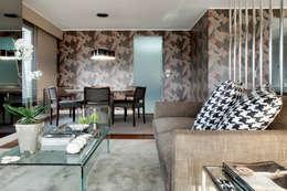 Jorge Cassio Dantas Lda: modern tarz Oturma Odası